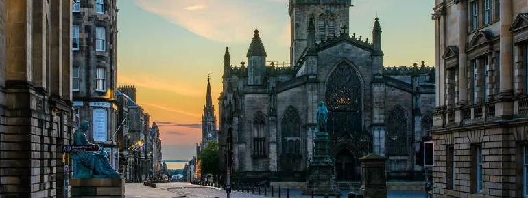 Things To Do In Edinburgh – Exploring Edinburgh